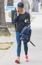 REESE WITHERSPOON After Morning Workout in Los Angeles 05/31/2017