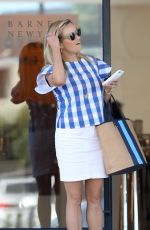 REESE WITHERSPOON at Barney