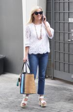 REESE WITHERSPOON Out in Beverly Hills 06/07/2017