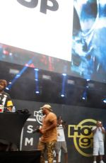 REMY MA Performs at Hot 97