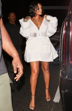 RIHANNA Night Out in Hollywood 05/31/2017