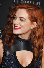 RILEY KEOUGH at It Comes at Night Premiere in New York 06/05/2017