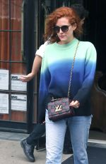 RILEY KEOUGH Leaves Her Hotel in New York 06/06/2017