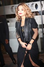 RITA ORA Leaves BBC Studios in London 06/23/2017