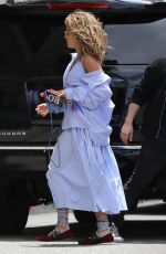 RITA ORA Out and About in Beverly Hills 06/11/2017