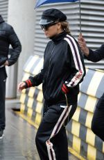 RITA ORA Out and About in Manchester 06/29/2017