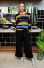 ROMEE STRIJD at Grey Jason Wu Dinner in New York 06/15/2017