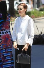 ROONEY MARA Out in Beverly Hills 06/14/2017