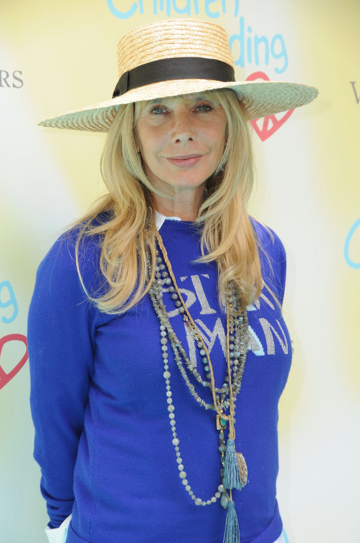 ROSANNA ARQUETTE at Children Mending Hearts 9th annual Empathy Rocks in Los Angeles 06/11/2017