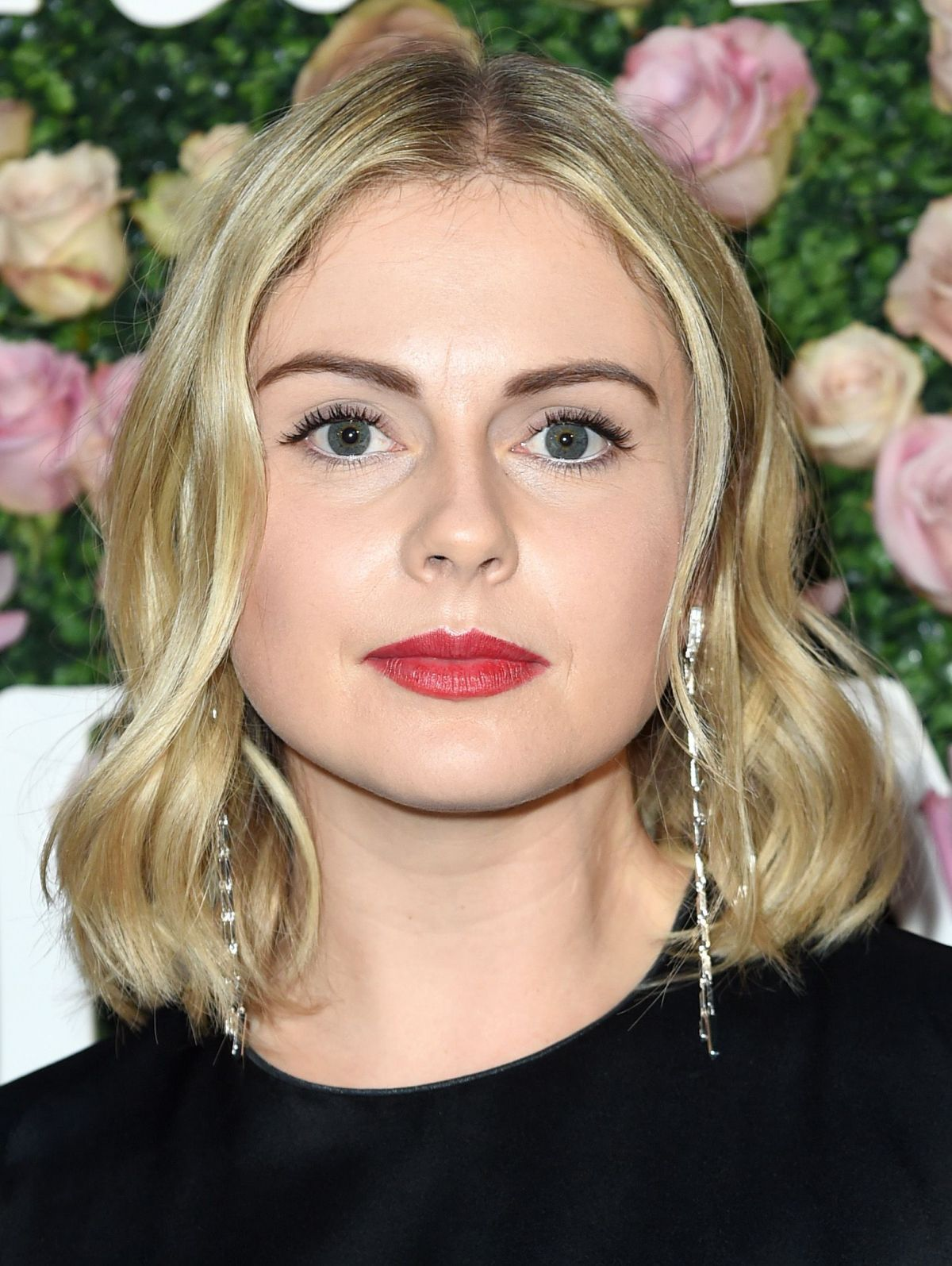 ROSE MCIVER at Women in Film Max Mara Face of the Future Reception in Los Angeles 06/12/2017