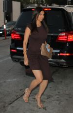 ROSELYN SANCHEZ at Catch LA in West Hollywood 05/31/2017