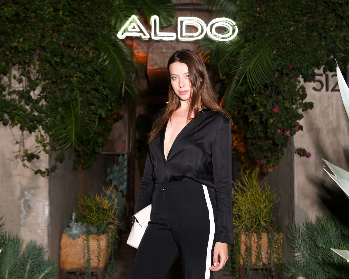 ROXANNA DUNLOP at Aldo's Exotic Summer Soiree in Los Angeles 06/15/2017