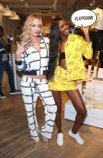 ROXY HORNER at Leomie Anderson Celebrates Her Campaign Launch with Nike in London 06/13/2017