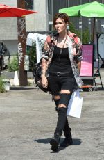 RUBY ROSE at Museum of Ice Cream in Los Angeles 06/24/2017
