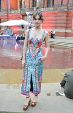 SAI BENNETT at V&A Summer Party in London 06/21/2017