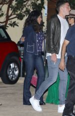 SALMA HAYEK at Soho House in Malibu 06/13/2017