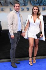SAM FAIERS at Transformers: The Last Knight Premiere in London 06/18/2017