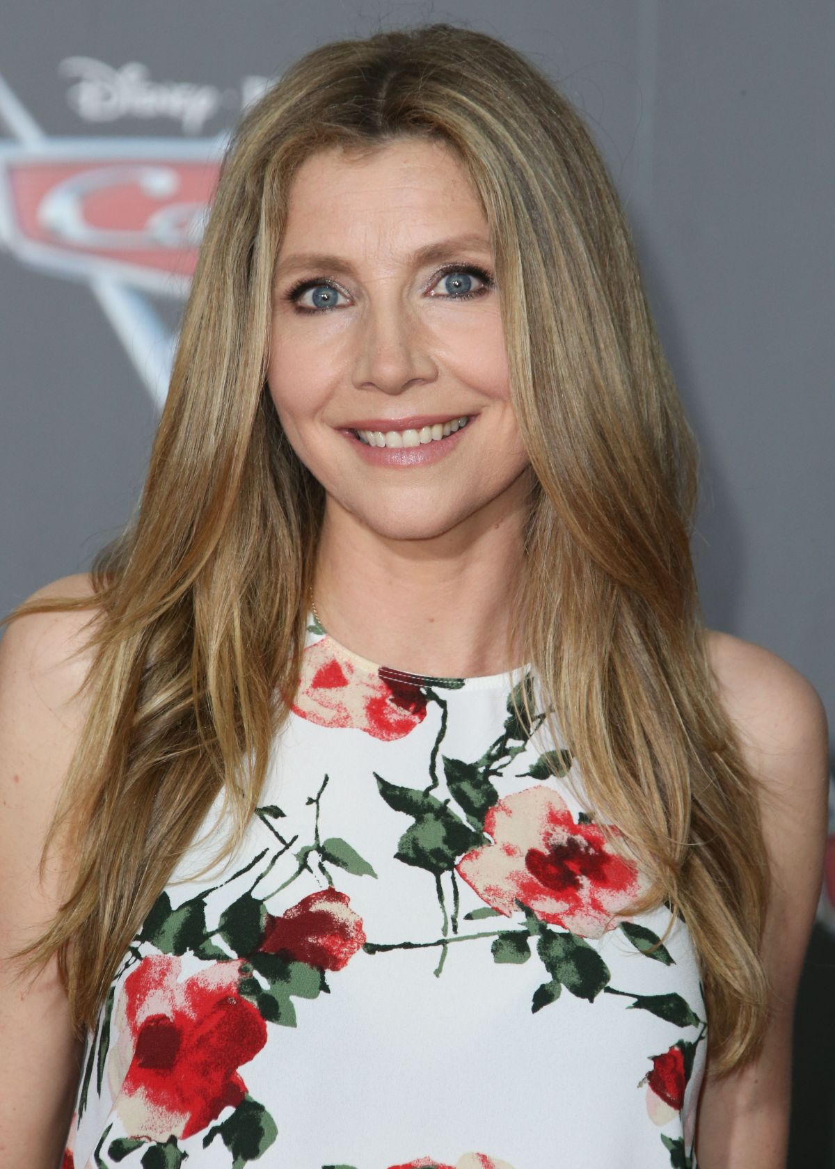 SARAH CHALKE at Cars 3 Premiere in Anaheim 06/10/2017