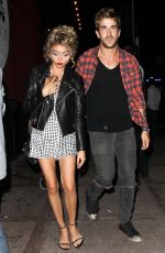 SARAH HYLAND at Lucy Hale