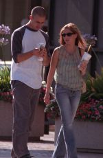 SARAH MICHELLE GELLAR and Freddie Prinze Jr Out in Hollywood 06/15/2017