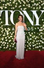 SARAH PAULSON at Tony Awards 2017 in New York 06/11/2017