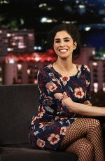 SARAH SILVERMAN at Jimmy Kimmel Live 06/01/2017