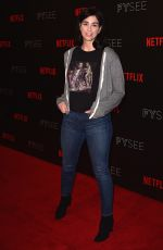 SARAH SILVERMAN at Sarah Silverman: A Speck of Dust FYC Event in Beverly Hills 05/30/2017