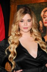 SASHA PIETERSE at Pretty Little Liars Special Exhibit Launch in Los Angeles 06/14/2017
