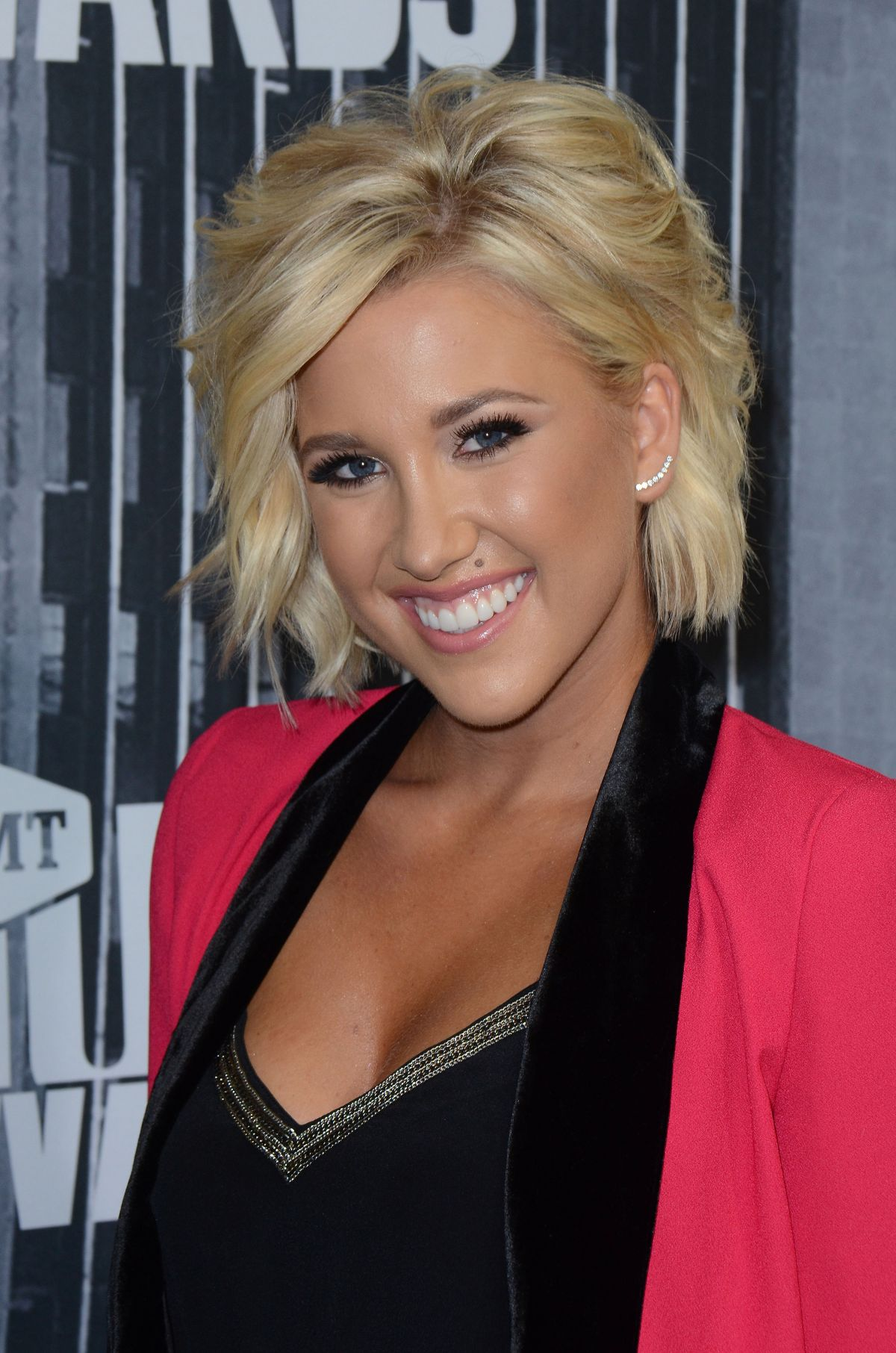 SAVANNAH CHRISLEY at CMT Music Awards in Nashville 06/07/2017