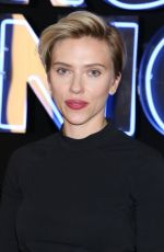 SCARLETT JOHANSSON at Rough Night Photocall in New York 06/10/2017