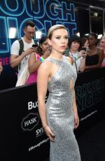 SCARLETT JOHANSSON at Rough Night Premiere in New York 06/12/2017