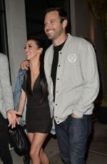 SCHEANA MARIE at Catch LA in West Hollywood 06/16/2017