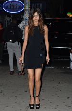 SELENA GOMEZ Arrives at a Party in New York 06/03/2017