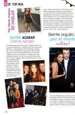 SELENA GOMEZ in Tu Mexico No.3813, July 2017
