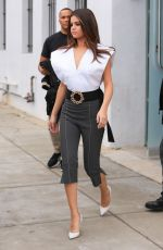 SELENA GOMEZ Out and About in Los Angeles 06/08/2017