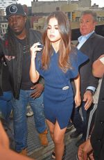 SELENA GOMEZ Out and About in New York 06/05/2017