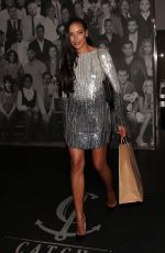 SELITA EBANKS at Catch LA in West Hollywood 06/15/2017