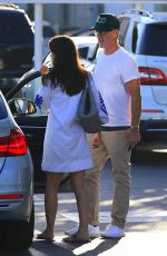 SELMA BLAIR Out for Lunch in West Hollywood 06/16/2017