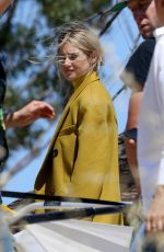 SHAILENE WOODLEY on the Set of a Photoshoot at Elysian Park in Los Angeles 06/09/2017