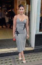 SHANIE RYAN at London Food Month VIP Launch Party 05/30/2017