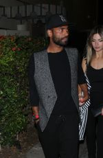 SHARON CANU and Ashley Cole at Delilah in West Hollywood 06/16/2017