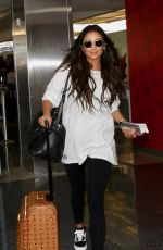 SHAY MITCHELL at LAX Airport in Los Angeles 06/17/2017