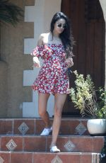 SHAY MITCHELL Leaves a Friend