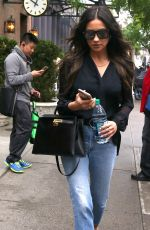 SHAY MITCHELL Out and About in New York 06/06/2017