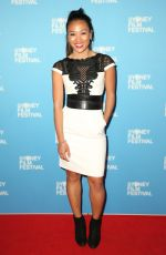 SHEENA REYES at Australia Day Premiere at 64th Sydney Film Festival 06/12/2017