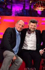 SIENNA MILLER at Graham Norton Show in London 06/15/2017