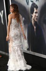 SOFIA BOUTELLA at The Mummy Premiere in New York 06/06/2017