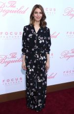 SOFIA COPPOLA at The Beguiled Premiere in Los Angeles 06/12/2017