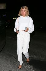 SOFIA RICHIE at Nice Guy in West Hollywood 06/16/2017