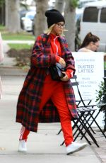SOFIA RICHIE Out for Breakfast in West Hollywood 06/11/2017